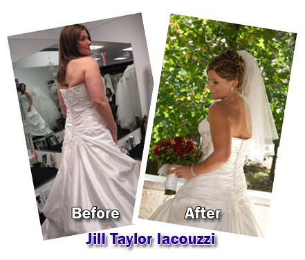 Nj Personal Trainer Transforms Her Body For Wedding Day With Eric Moss Training Program And Now She S The Istant Coach At Fitness